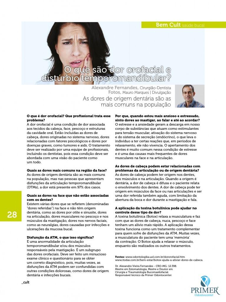 Cult 104 – O que são dororofacial e distúrbio temporomandibular?
